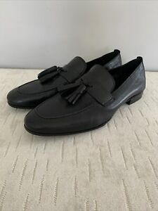 Zara Mens Loafers With Tassel