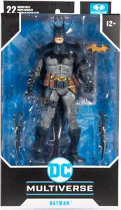 "Macfarlane Toys DC Multiverse Designed By Todd Mcfarlane 7"" Figure - Batman"