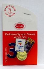 DAY 3 18th SEPT EXCLUSIVE VENUE PIN W/ TICKET SYDNEY 2000 OLYMPIC GAMES PIN #25