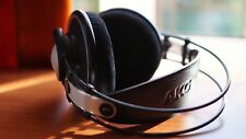 AKG K702 Leather Headband Headphones - MINT