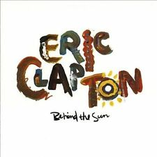 Behind the Sun by Eric Clapton CD 1985, Warner Bros. Brand New & Sealed!