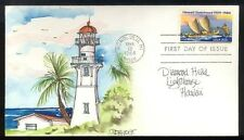 Fogt Hawaii Lighthouse Sc. 2080 - Diamond Head 2