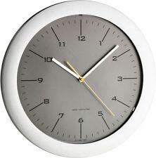 Horloge murale radio-pilotée TFA 60.3512.10 ARGENT ANTHRACITE montre radio