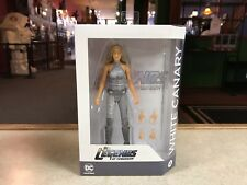 "2017 DC Direct TV Series Legends of Tomorrow WHITE CANARY 6"" Action Figure MOC"
