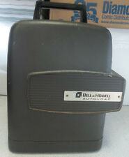 Vintage BELL & HOWELL AUTOLOAD Super Eight 8 Video Film Projector 346A