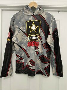 Tony Schumacher Army Hooded Sweatshirt