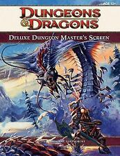 Deluxe Dungeon Master's Screen: A 4th Edition D&D Acces