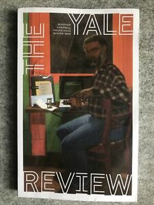 The Yale Review : Winter 2020 : Vol 8, No. 4, VGC