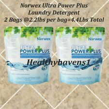 Norwex Ultra Power Plus Laundry Detergent 2 Bags For A Total Of 4.4 Lbs