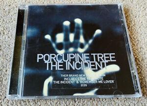 Porcupine Tree – The Incident (2009 Roadrunner) 2CD Double CD 1686-178572