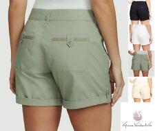 NEW Women's Gloria Vanderbilt Misha Shorts Stretch Cuffed Plus or Missy Sizes