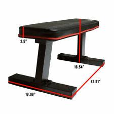 CAP Premium Flat Weight Bench