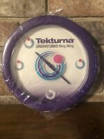 """Pharmaceutical Drug Rep TEKTURNA  10"""" Wall Mount Clock-  Movie Prop -Offices"""