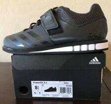 ADIDAS MEN'S WEIGHTLIFTING POWERLIFT 3.1 SHOES size 8.5 BA8019