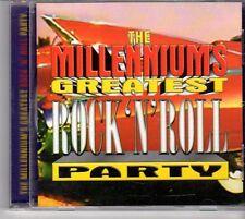 (EU447) The Millennium's Greatest Rock 'n' Roll Party - 1998 CD