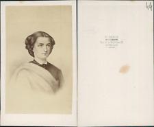 Deron, Bruxelles, Marie Sophie duchesse en Bavière, reine de Naples et des Deux-