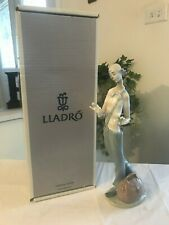 Lladro Clown In Love # 6997 New In Box Mint Condition Fast Shipping!