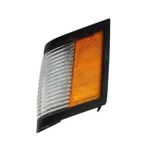 New Goodmark LH Side Front Marker Lamp Assembly Fits 84-87 Regal GMK4462140842L