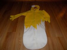 Newborn Size 3-6 Months Old Navy Rooster Chicken Halloween Costume Bunting EUC