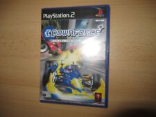 Downforce  Sony PlayStation 2 ps2 pal version new sealed