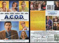 A.C.O.D. - ADULTI COMPLESSATI ORIGINATI DA DIVORZIO - DVD (NUOVO SIGILLATO)