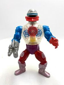 Masters of the Universe Original Mattel Vintage Figure - Roboto 1985