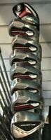 Lynx Golf Powertune Combo Set 4-Sw (1 Hybrid+7 Irons) Graphite Reg R/H B/N 2020