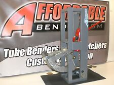 "Affordable Bender Roll Cage Tube Bender 1-3/4"" tacoma preruner, baja, crawler"