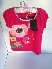 BNWT Catimini Girl's Printed Top Age 5 #Birthday #Designer #Fashion