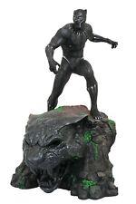 Diamond Select MARVEL MILESTONES BLACK PANTHER MOVIE STATUE! Chadwick Boseman!
