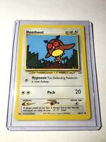 HOOTHOOT - Neo Genesis Set - 60/111 - Common - Pokemon Card - Unlimited - NM
