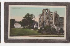 Newark Castle Vintage Postcard 380a