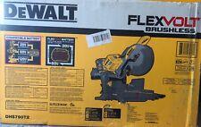 DEWALT 120V MAX FlexVolt Li-Ion 12 in. Sliding Miter Saw Kit DHS790T2