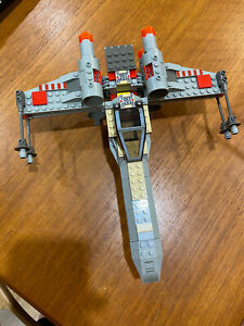 LEGO 7140 Star Wars - X-Wing Fighter complete with figs and manual. No box EC
