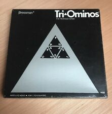 VTG Tri-Ominos The Triangle Game NEW SEALED Pressman Age 8+ 2-6 Players 1968 H21