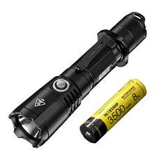NITECORE MH25GTS 1800 Lumen Rechargeable Tactical Flashlight -XHP35 HD LED