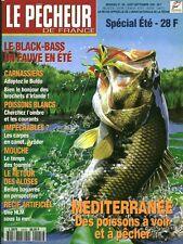 Revue le  pêcheur de France  No 145 Août - Septembre 1995