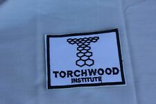 Torchwood Institute Jack Harkness Embroidered Iron On/Sew On Patch w/ free ship