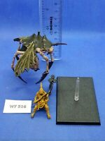 Warhammer Fantasy/40K - Chaos Daemons - Drone Plague of Nurgle Painted - WF516