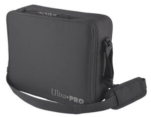 Ultra PRO Deluxe Gaming Case with Black Trim Deck Box Card Storage