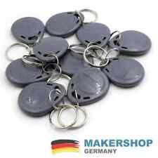 10 x RFID Transponder Code Schloss Keyfob Key 125 Khz Schlüsselanhänger mit Chip