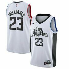 Authentic Nike Lou Williams Los Angeles LA Clippers Jersey City Edition Men's XL