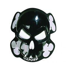 Oxford Knieschleifer Knee Slider Skull Black