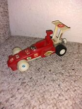 Vintage MEGO Micronauts Warp Racer Motor Works Very Nice Shape 1976