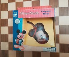 RARE Boxed Vintage Disney Mickey Mouse Computer Mouse Serial & PS/2 Version