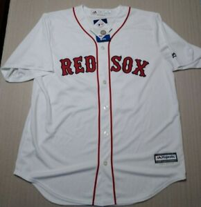 JD MARTINEZ  MENS COOLBASE AUTHENTIC RED SOX JERSEY SIZE NWT