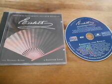 CD OST Kunze / Levay - Elisabeth : Ein Musical (26 Song) POLYDOR REC jc