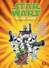 Star Wars: Clone Wars Adventures, Volume 3 (Hardback or Cased Book)