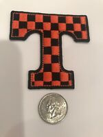 """Tennessee Vols volunteers Vintage Embroidered Iron On Patch  2.75"""" X 2.75"""""""