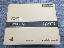 Hot Toys DX04 DX 04 Enter the Dragon Bruce Lee 12 inch Action Figure OPEN NEW